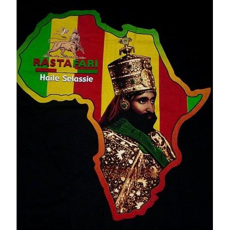 T-shirt Rastafari The Lion