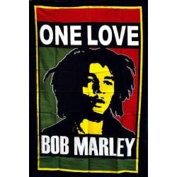Mini tenture Bob Marley One Love