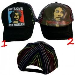 Casquette Bob Marley