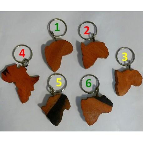 Porte-clés Afrique du Cameroun