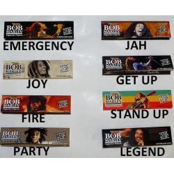 Feuilles à rouler slim Bob Marley