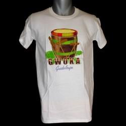 T shirt Rasta Guadeloupe