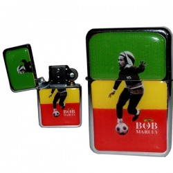 Briquet Bob Marley Foot