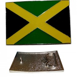 Boucle de ceinture Jamaïque