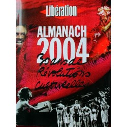 Libération Almanach 2004 Hors-série