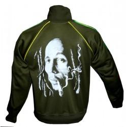 Veste survêtement Bob Marley
