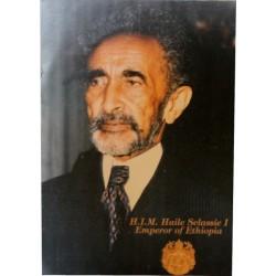 Carte postale Ethiopie Haile Selassie I