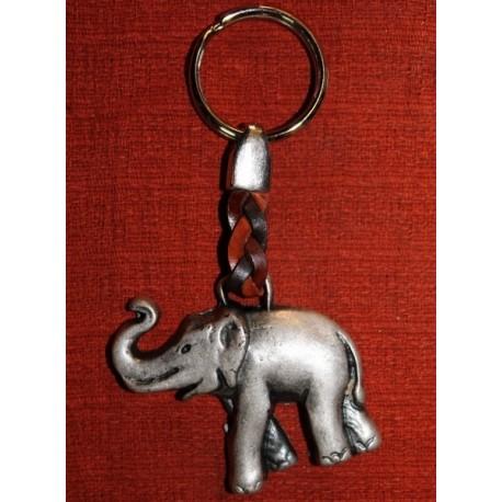 Porte-clés éléphant