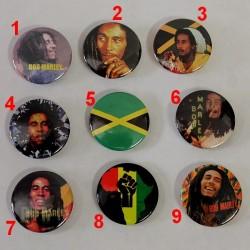 Choix de 9 badges