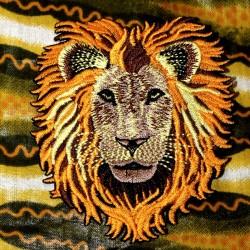 Patch Tête de Lion