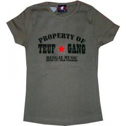 T shirt enfant Teuf Gang