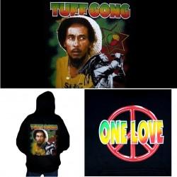 Sweatshirt fermé Tuff Gong