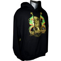 Sweat shirt Rasta Lion de Judah