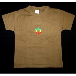 T shirt enfant Ethiopie Etoile de David