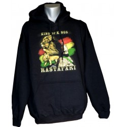 Sweat shirt Rasta King of Kings