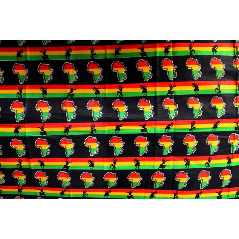 tissu africain pagne