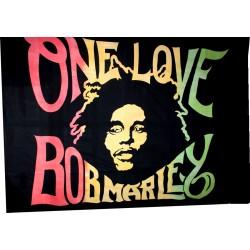 Tenture Bob Marley