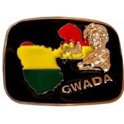 Boucle de ceinture Gwada