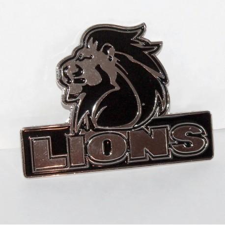 Boucle de ceinture Lion