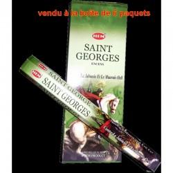 Boîte de 6 encens St-Georges