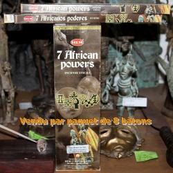 Encens 7 Pouvoirs Africains