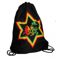 Sac coton Lion de Judah
