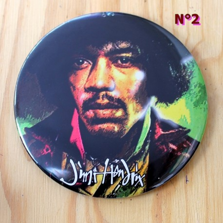Grand badge Jimy Hendrix 2