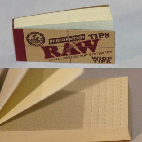 Filtres cartons RAW larges
