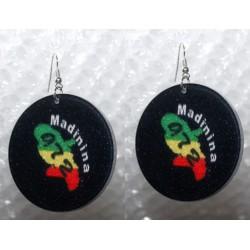 Boucles d' oreilles Madinina