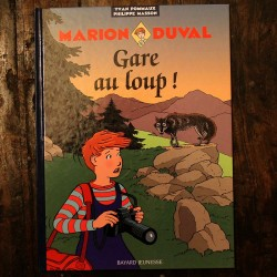 Marion Duval Gare au loup tome 12