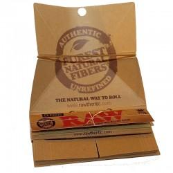 Papier Raw Slim avec cartons et plateau