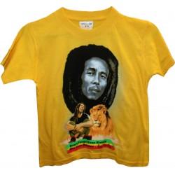 T-shirt enfant Bob Marley