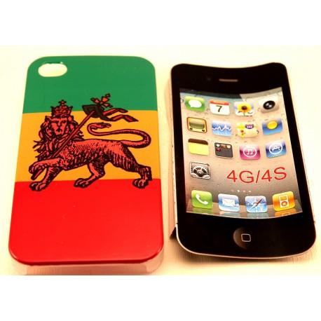 Coque Lion of Judah pour Iphone 4G 4S