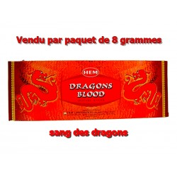 Dragons blood Sang des dragons 8 g