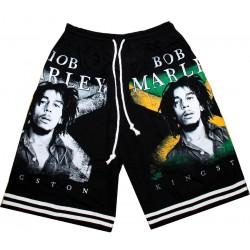 Short Rasta Bob Marley