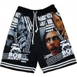 Short Rasta Bob Nesta Marley