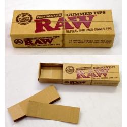 Cartons RAW pré-collés