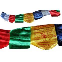 Drapeaux à prières Tibet