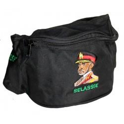 Sacoche ceinture Haile Selassie