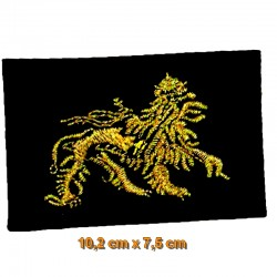 Patch tissu Lion of Judah 10 x 7,5