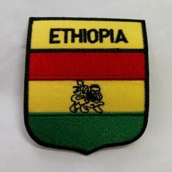 Patch Rasta Mama Ethiopie