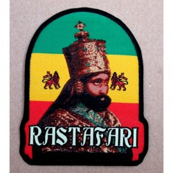 Patch Rastafari