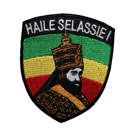 Patch Haile Selassie I