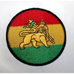 Patch rond Lion