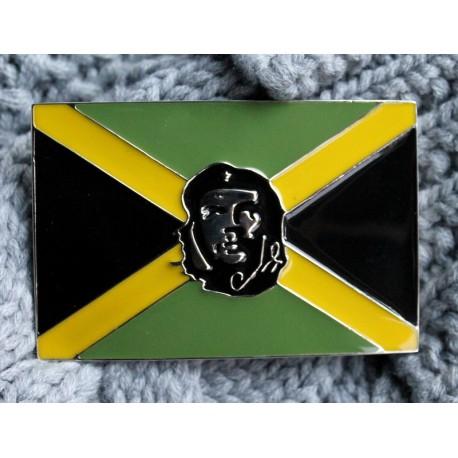 Boucle de ceinture Che Guevara Jamaïque