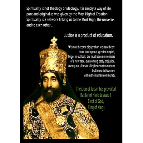 Carte artisanale Sa Majesté