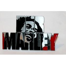 Superbe boucle de ceinture Bob Marley