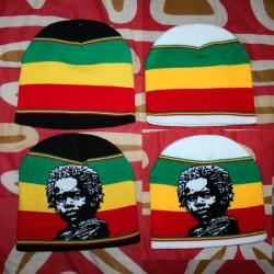 Choix de bonnets Baby Rasta