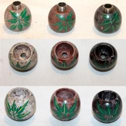 Douille foyer en céramique