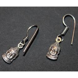 Boucles d'oreille Buddha